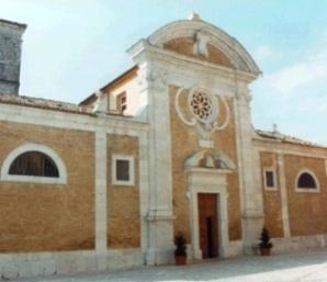 La chiesa della patrona di Veroli - Santa Maria Salome